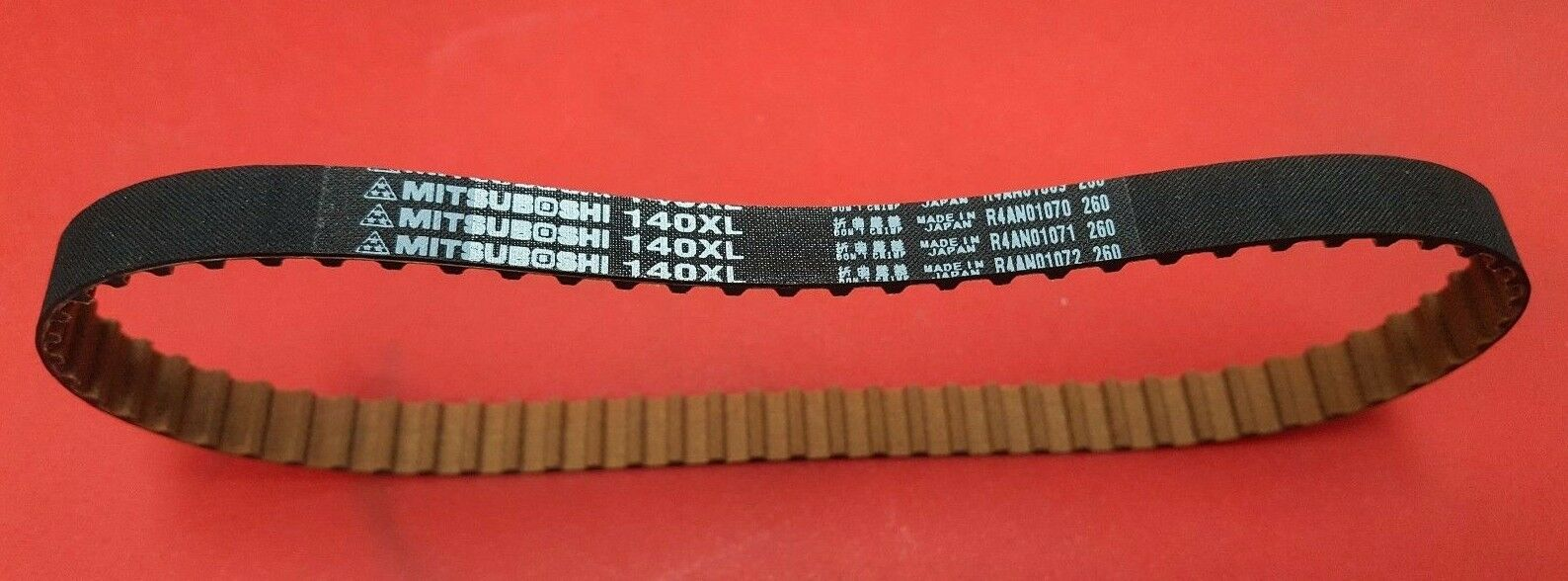 DRIVE BELT FOR TOOTH WATER PUMP