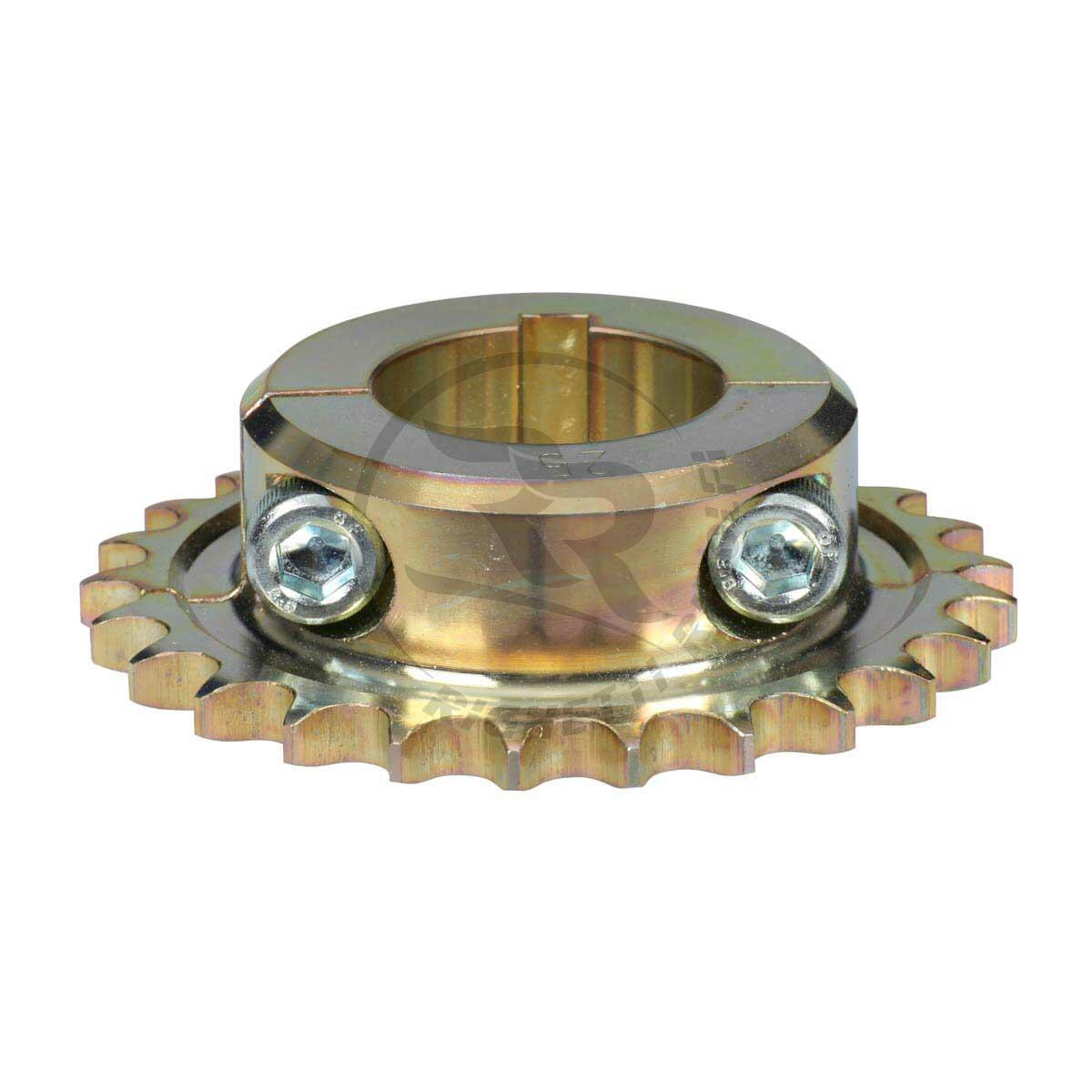 KZ GEARBOX Sprocket 21 to 30 (428), Steel, AXLE 40mm - Key 8mm