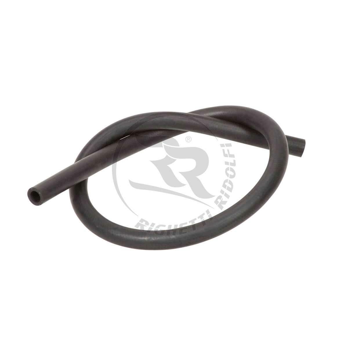 RUBBER PIPE - LENGTH 1200mm - BLACK COLOUR