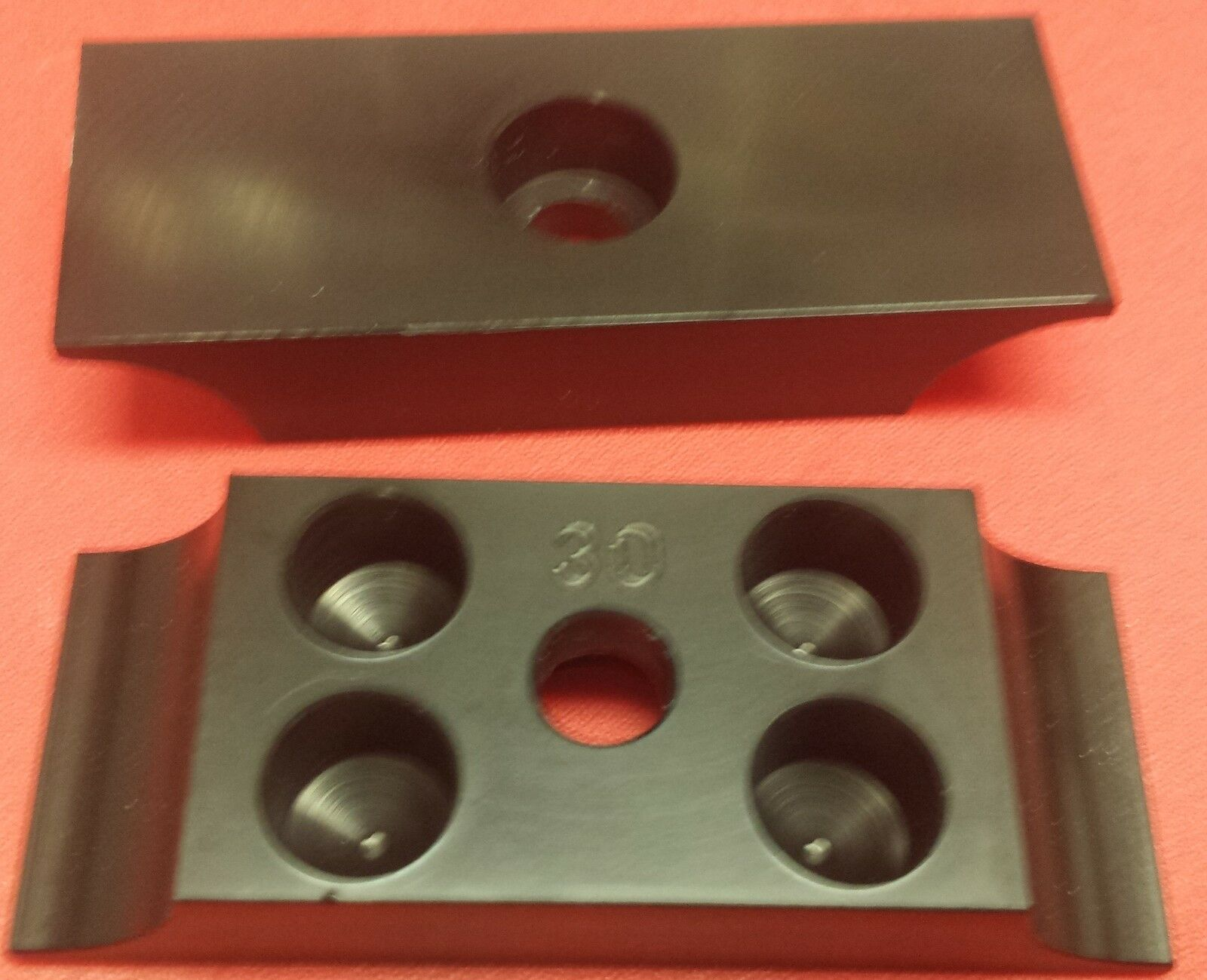 ENGINE MOUNT CLAMPS FLUSH x 2 28/30/32mm