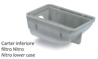 KG NITRO LOWER CASE