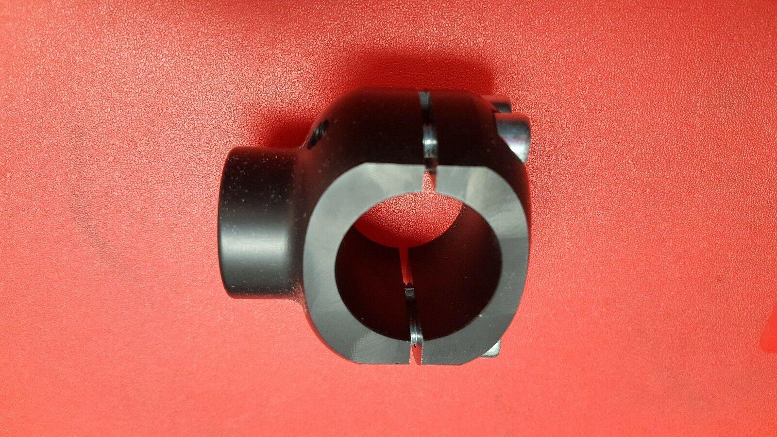 MUSHROOM CLAMP FOR KART CHASSIS 28/30/32mm Aluminium