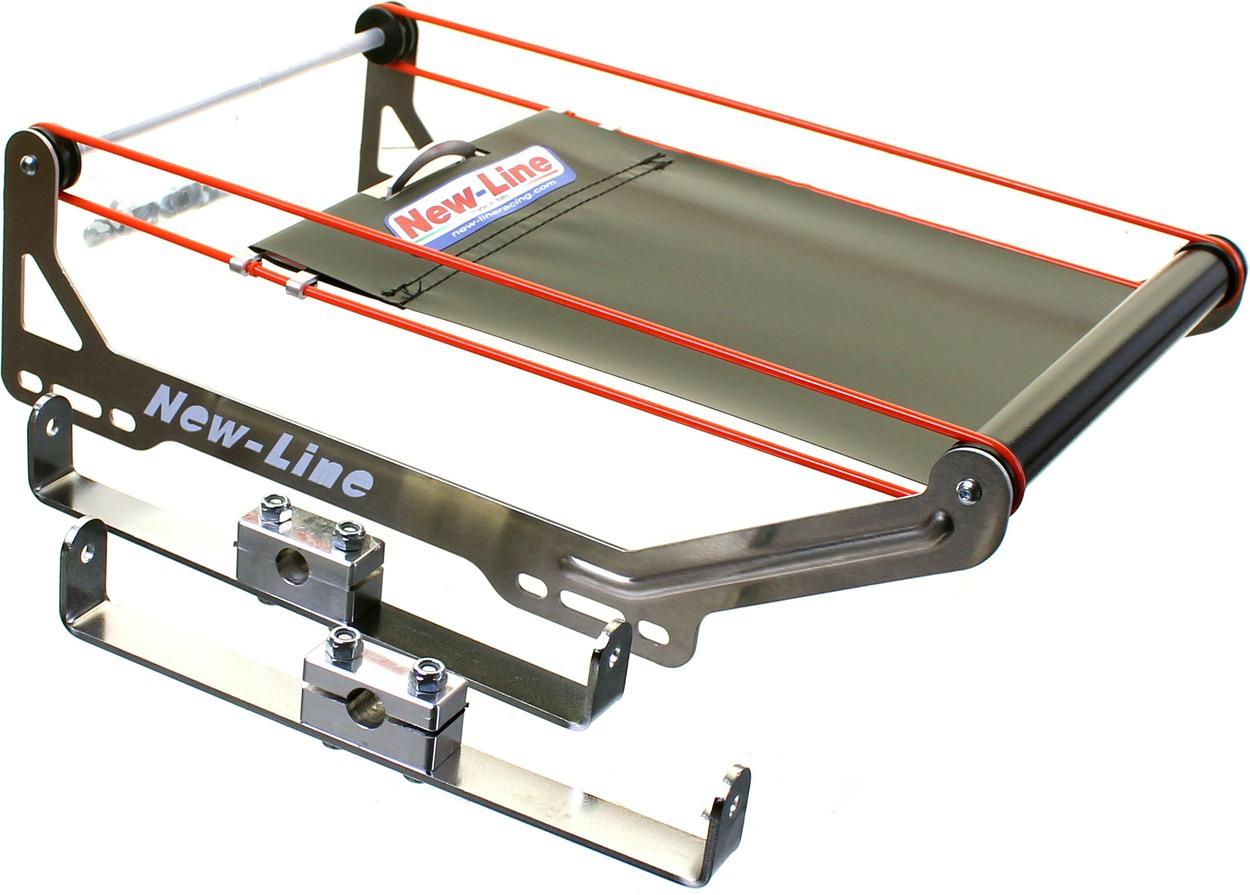Newline Radiator Blind For IAME X30 Radiator