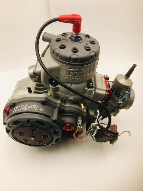TM KZ-R1 TITAN RED USED