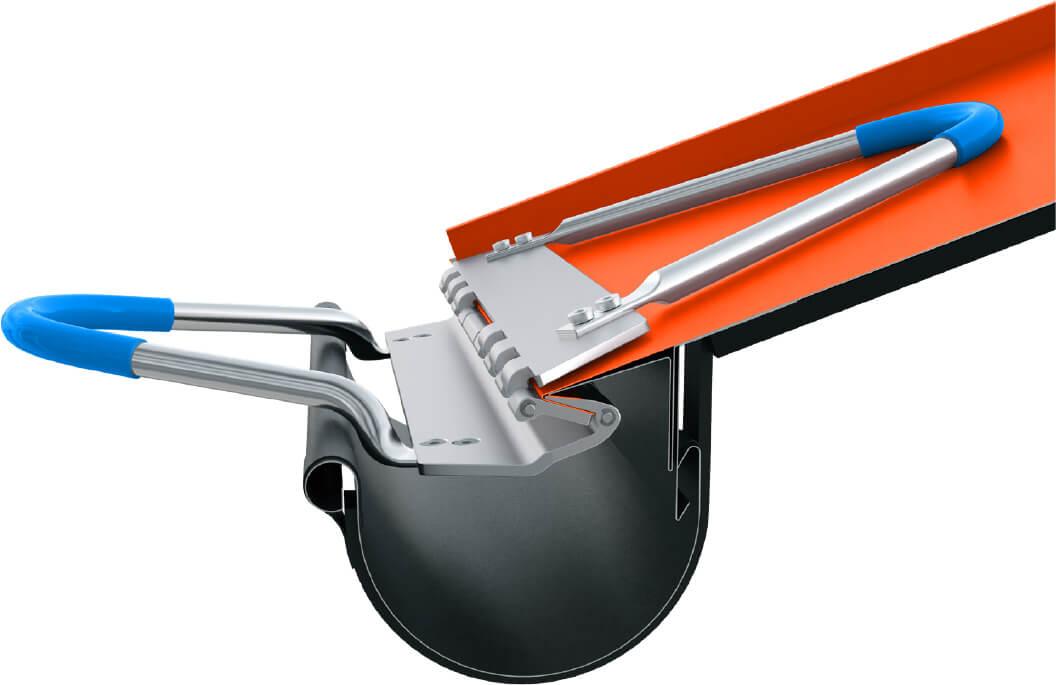 UniBieger-Traufenkanter-Drip-Edge-Bender