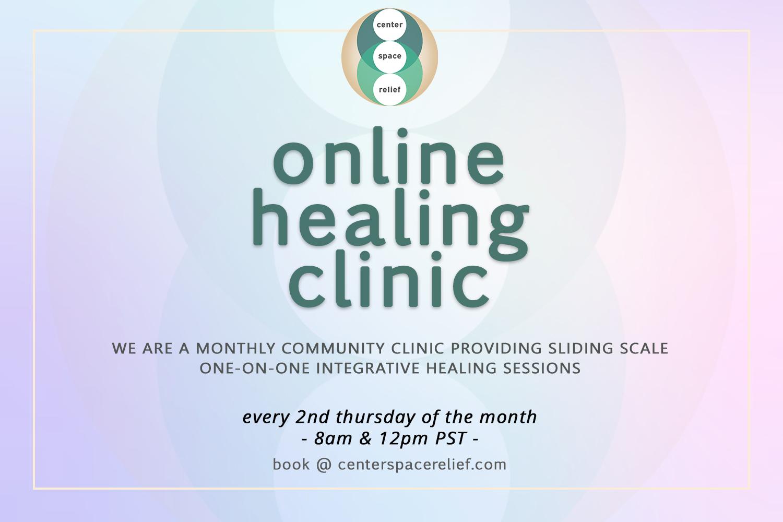 Online Healing Clinic