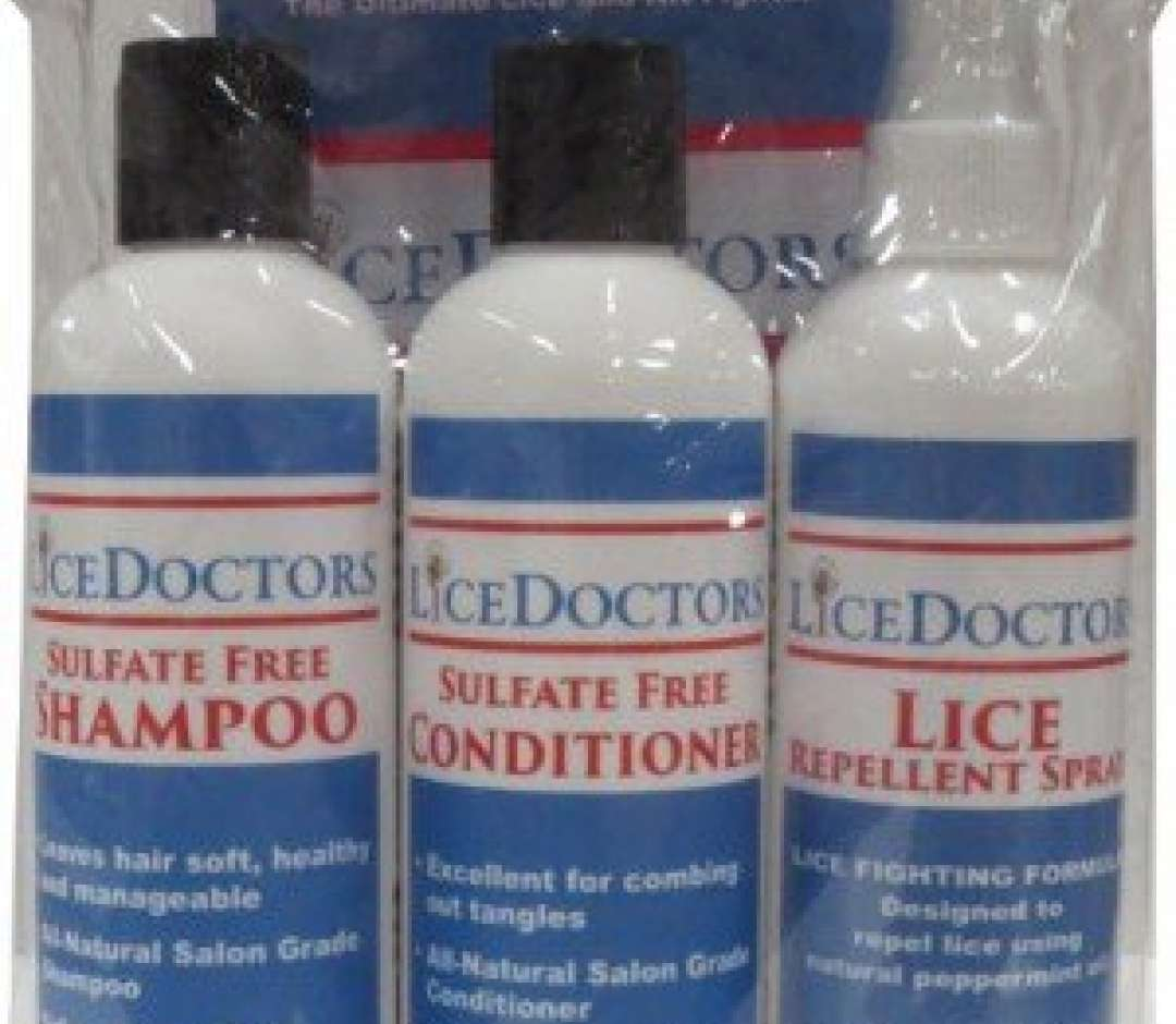 LiceDoctors Lice Treatment Kit - 3-Piece