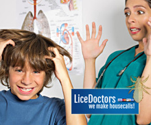 How Do You Catch Head Lice – Why Are They Contagious?