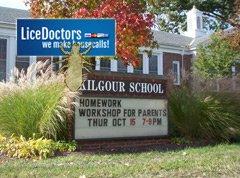 Cincinnati School Head Lice Policy