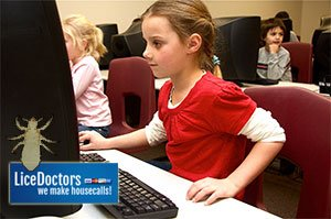 Can Kids Get Head Lice From Sharing a Computer and Keyboard?