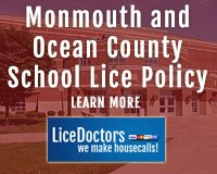 Monmouth County and Ocean County School Lice Policy