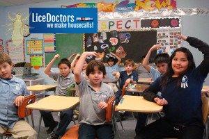 Sonoma and Napa School Lice Policy