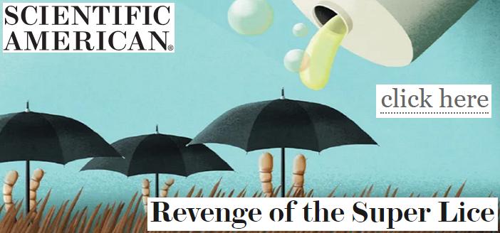 Scientific American Speaks with LiceDoctors Owner Karen Sokoloff About Super Lice
