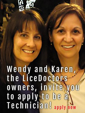 Why Are We Lice Technicians and How Do I Become a LiceDoctor Technician