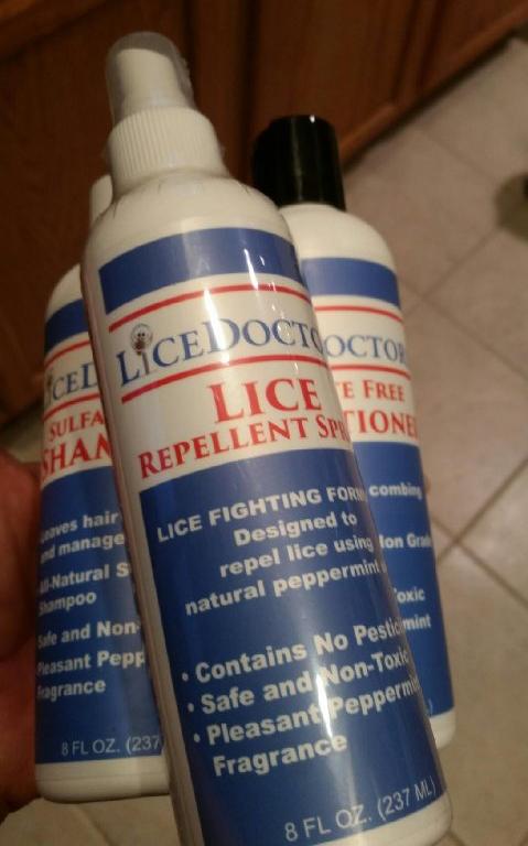 LiceDoctors Repellent Spray