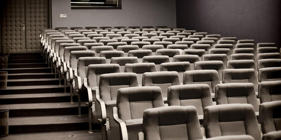 lice at from movies on movie theater seat