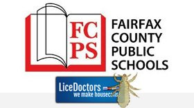 Lice Policy in Fairfax County Schools
