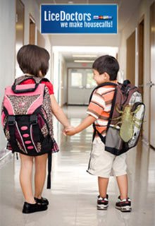 passaic morris county school lice policy child student class