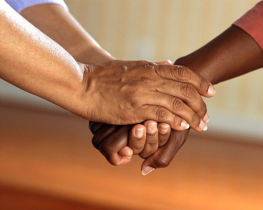 human comfort, claping hands