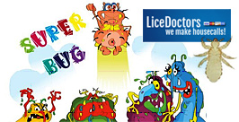 Columbus lice treatment LiceDoctors fights Super Lice bugs