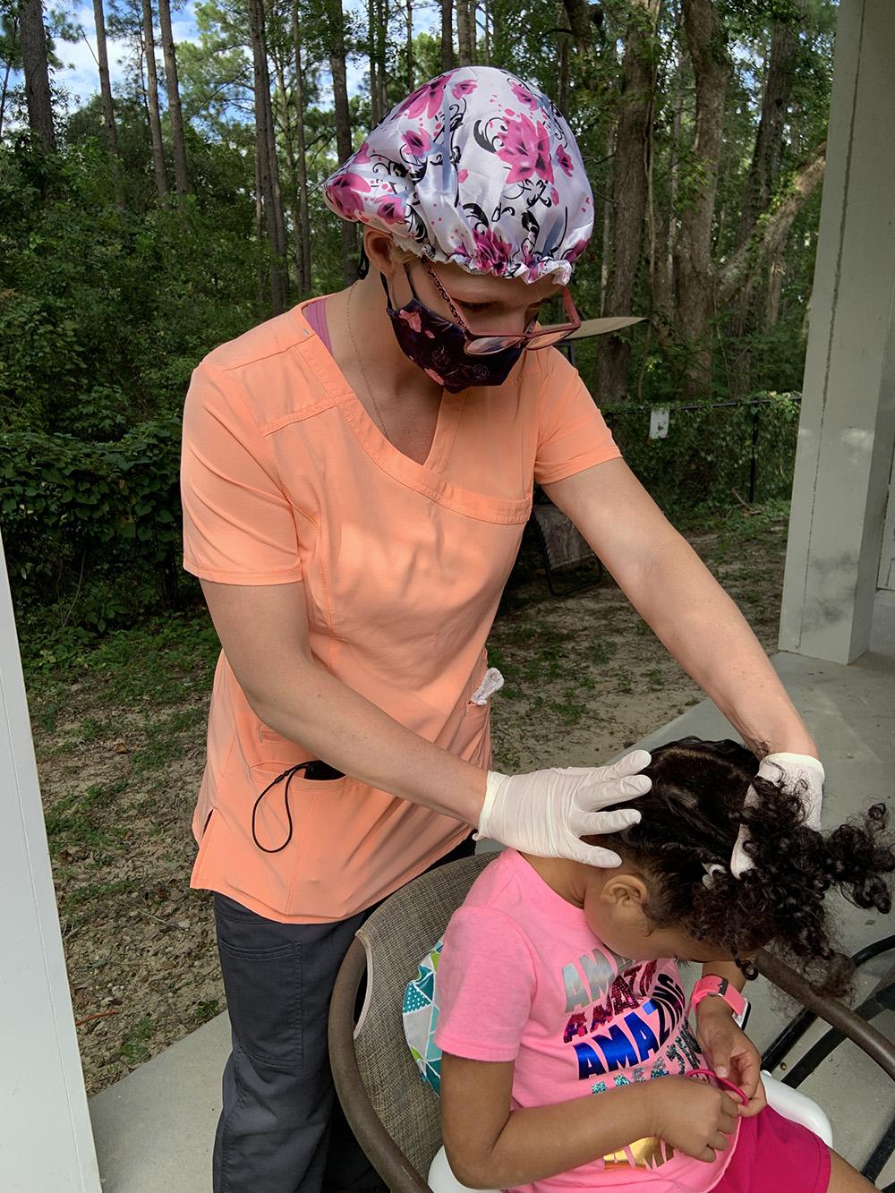 Lice Treatment in Charleston, SC