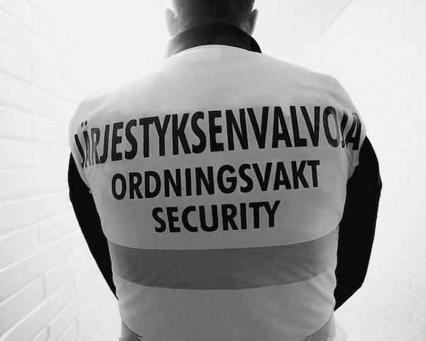 Ordningsvakttjänster