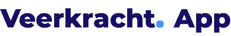 Het logo van de Veerkracht app.