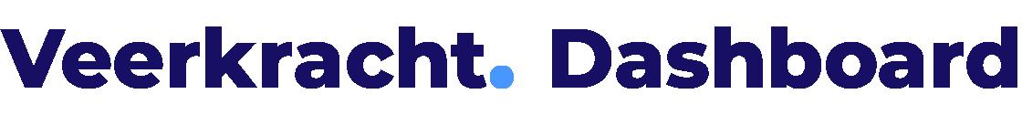 Het logo van Veerkracht dashboard