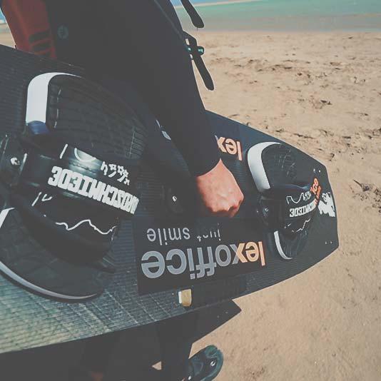 Foto Kite-Surfen Super StartUp Adventure Camp Dahab