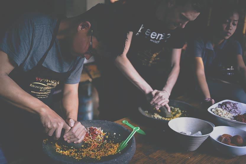 Foto Kochkurs Super StartUp Adventure Camp Bali