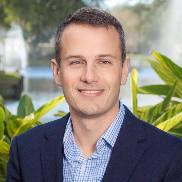 Chief Executive Officer, Joshua Ashyby