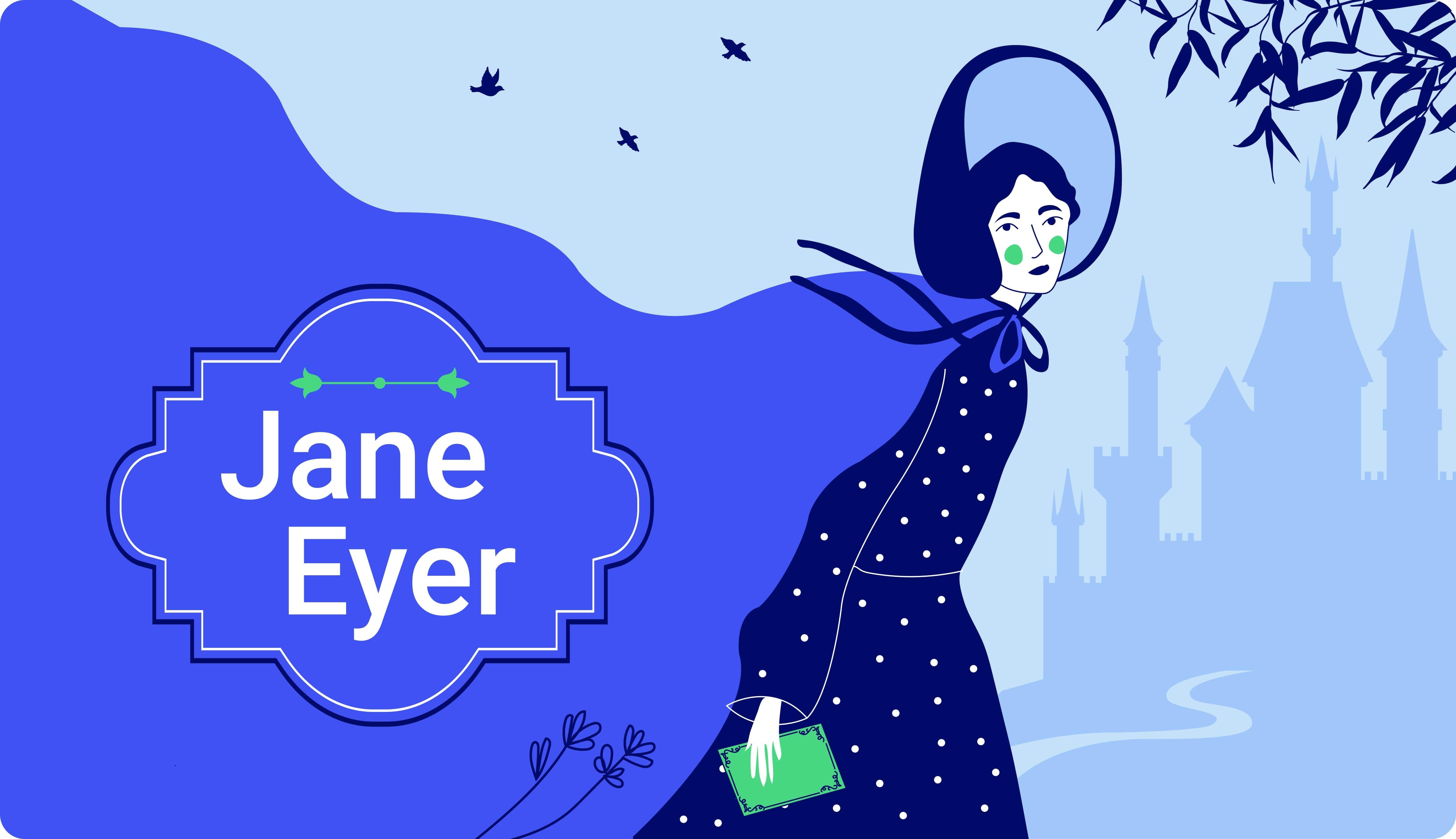 """""""Jane Eyre� Summary"""