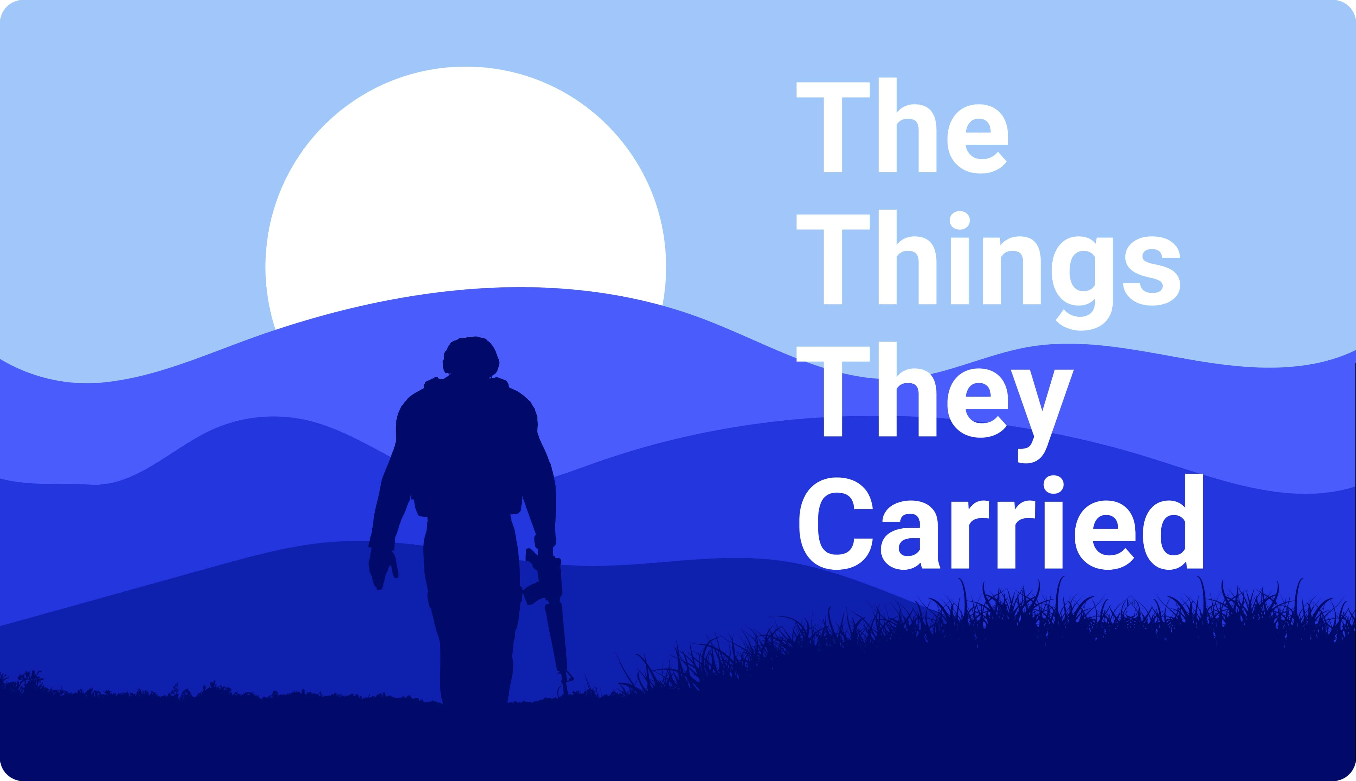 """""""The Things They Carried"""" Characters"""