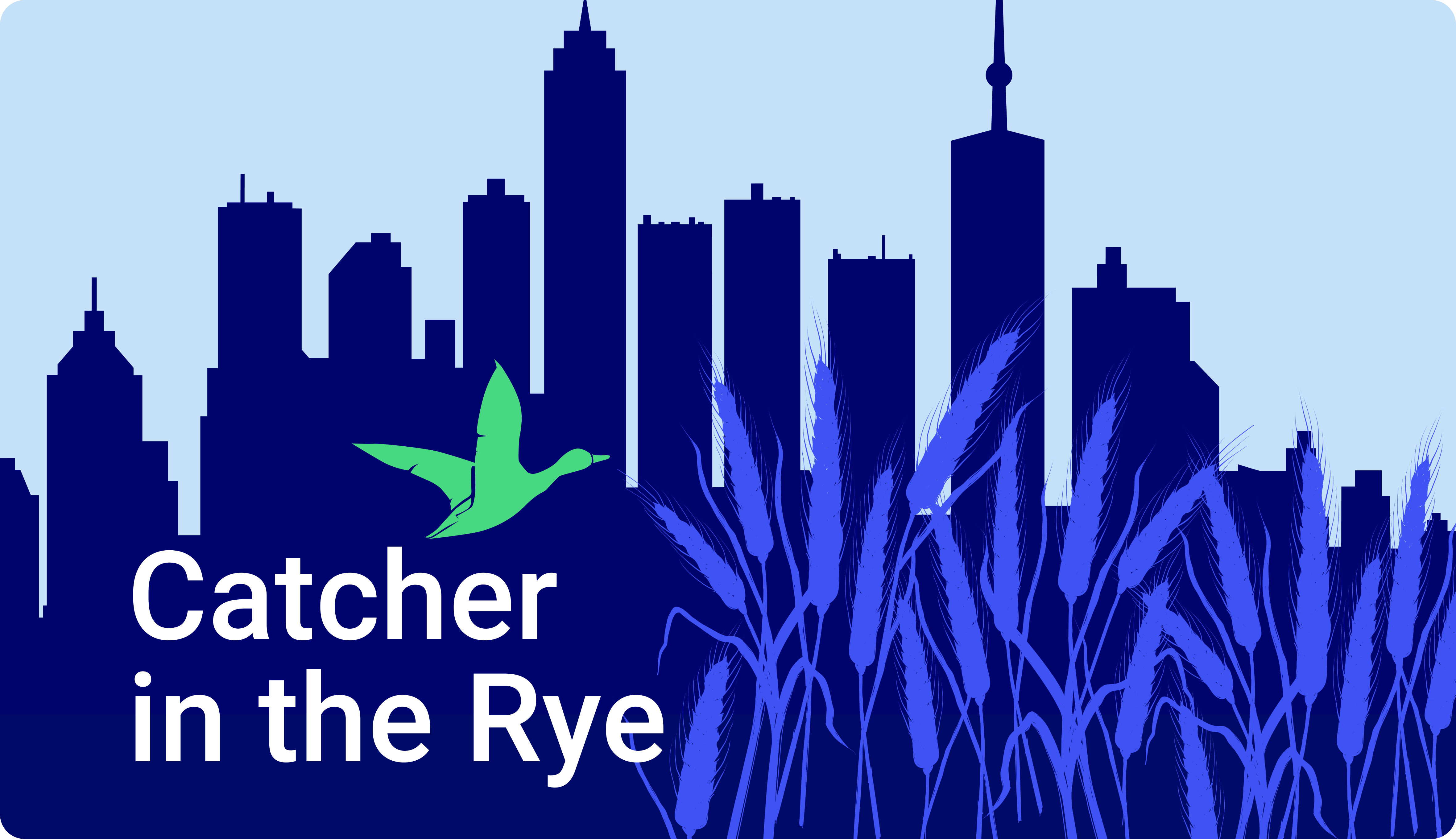 """""""The Catcher in the Rye"""" Characters"""