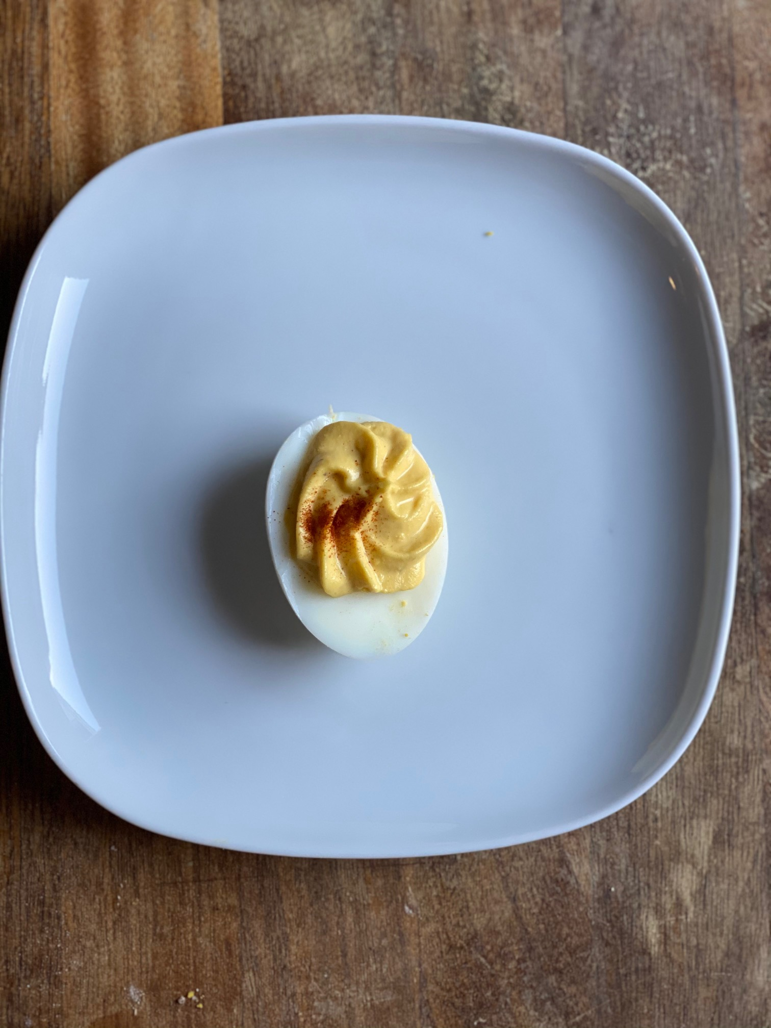 Deviled Eggs and Sadness