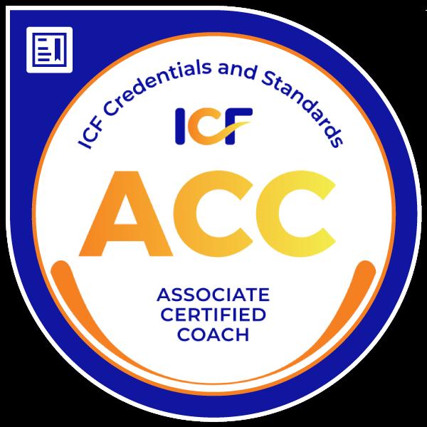 ICF Associate Certified Coach