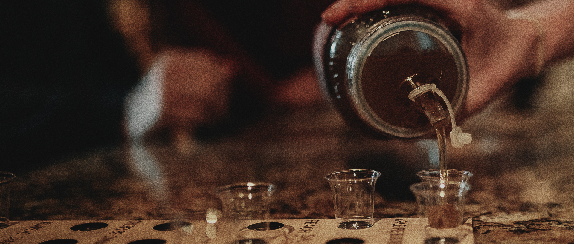 bootleggers distillery moonshine whiskey tasting tour hartford tennessee