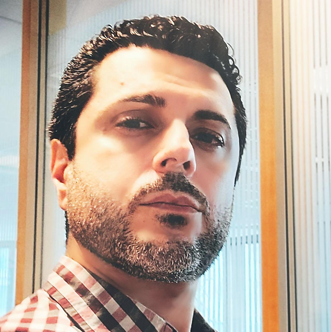 Louis Georgakakis, VP, Marketing & Communications