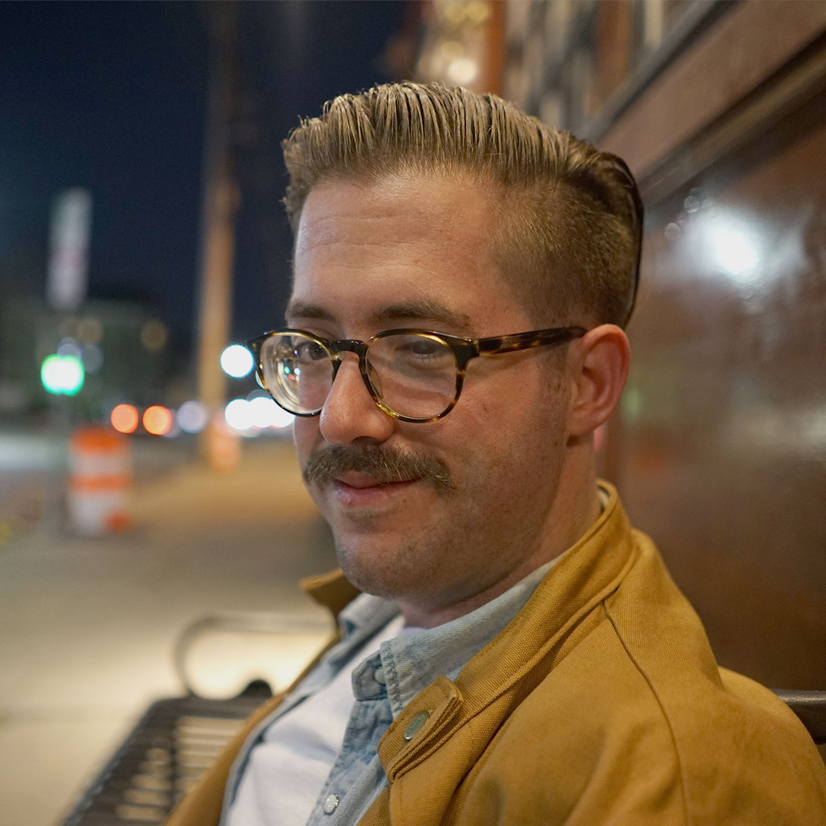 photo of Brandon Weber