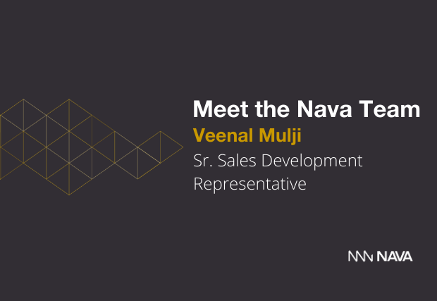 Meet the Nava Team: Veenal Mulji