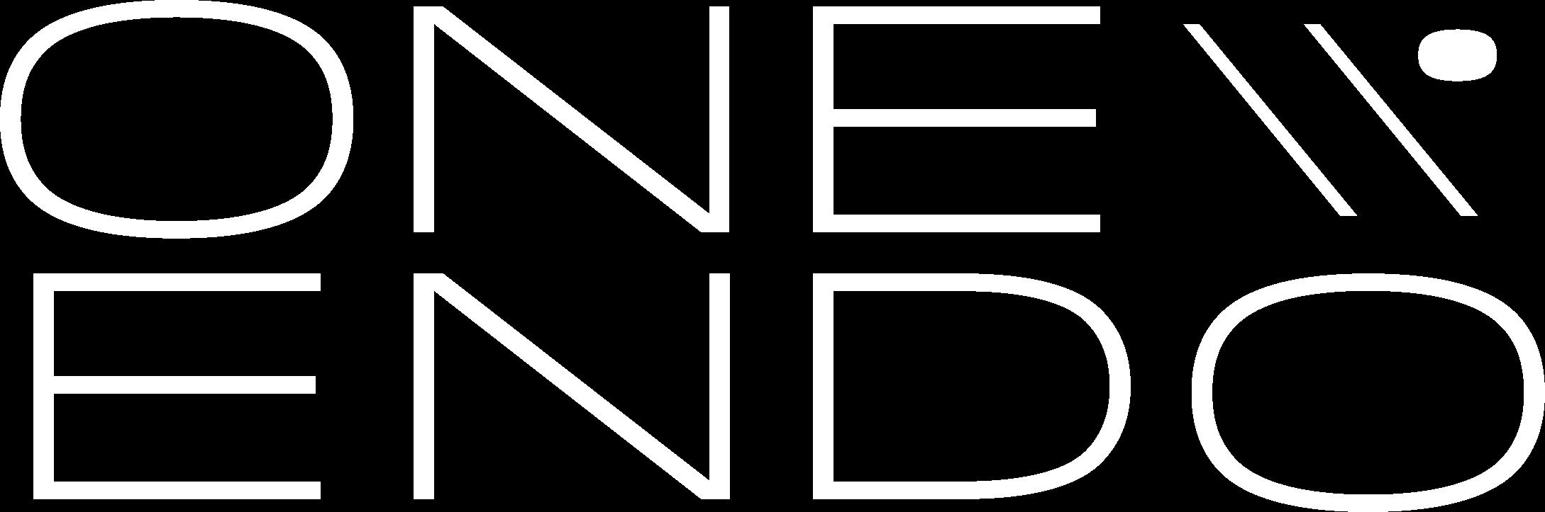 One Endo - Logotype