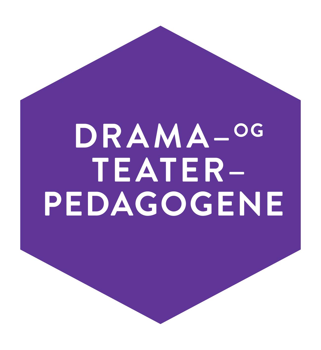 Drama- og teaterpedagogene