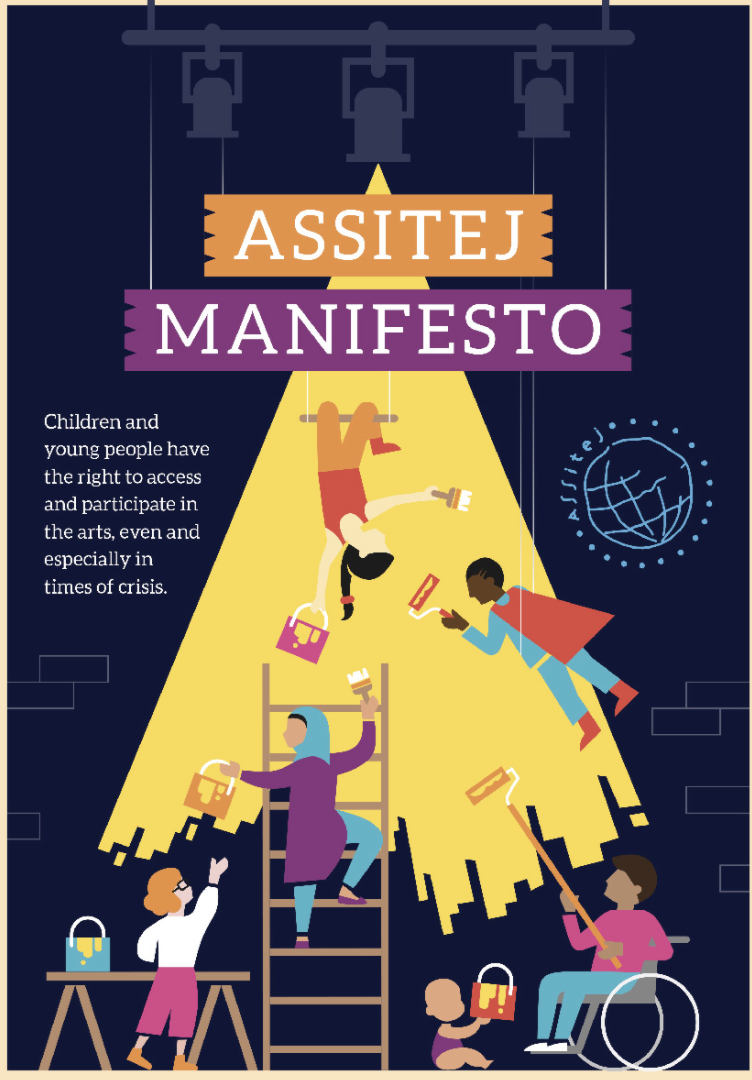 Assitej International Covid 19 Manifesto