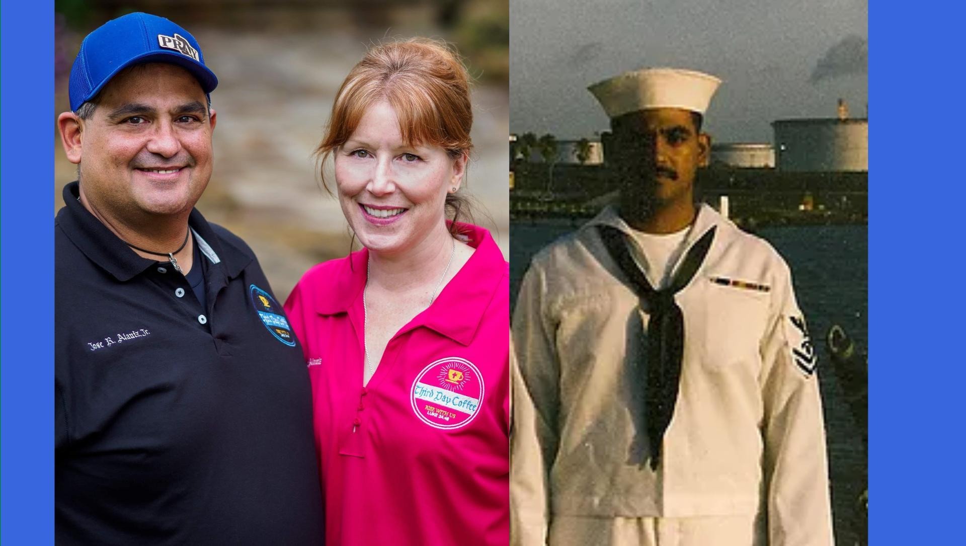 011 - Navy Veteran Jose Alaniz