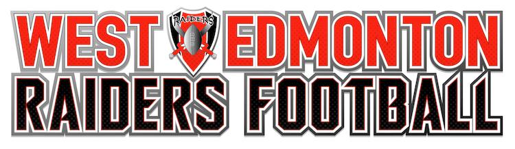 West Edmonton Raiders Football