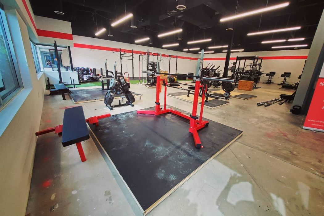 Fitness Gym in Chantilly
