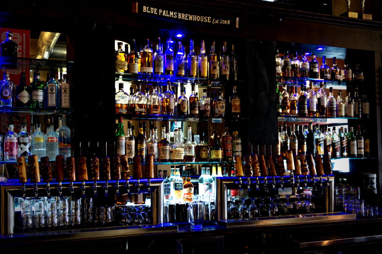 Blue Palms Bar Hollywood