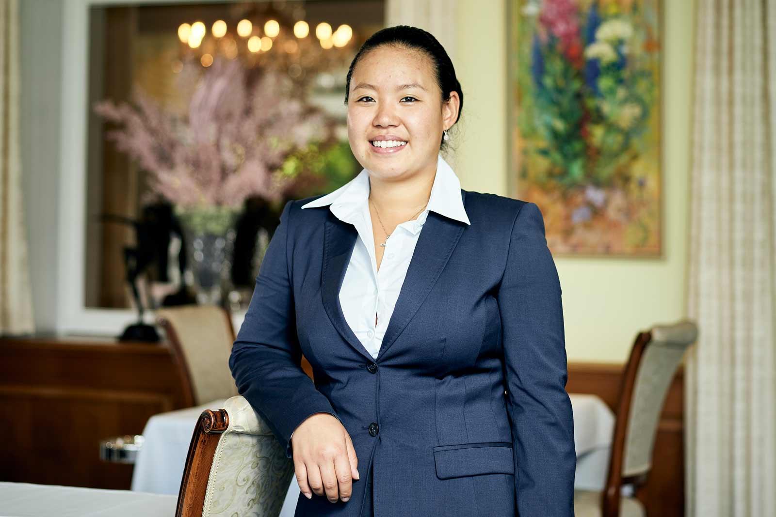 Cindy Vonlanthen Chef de Service