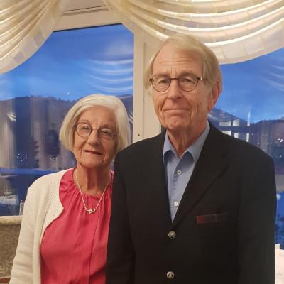 Herr und Frau Leutenegger