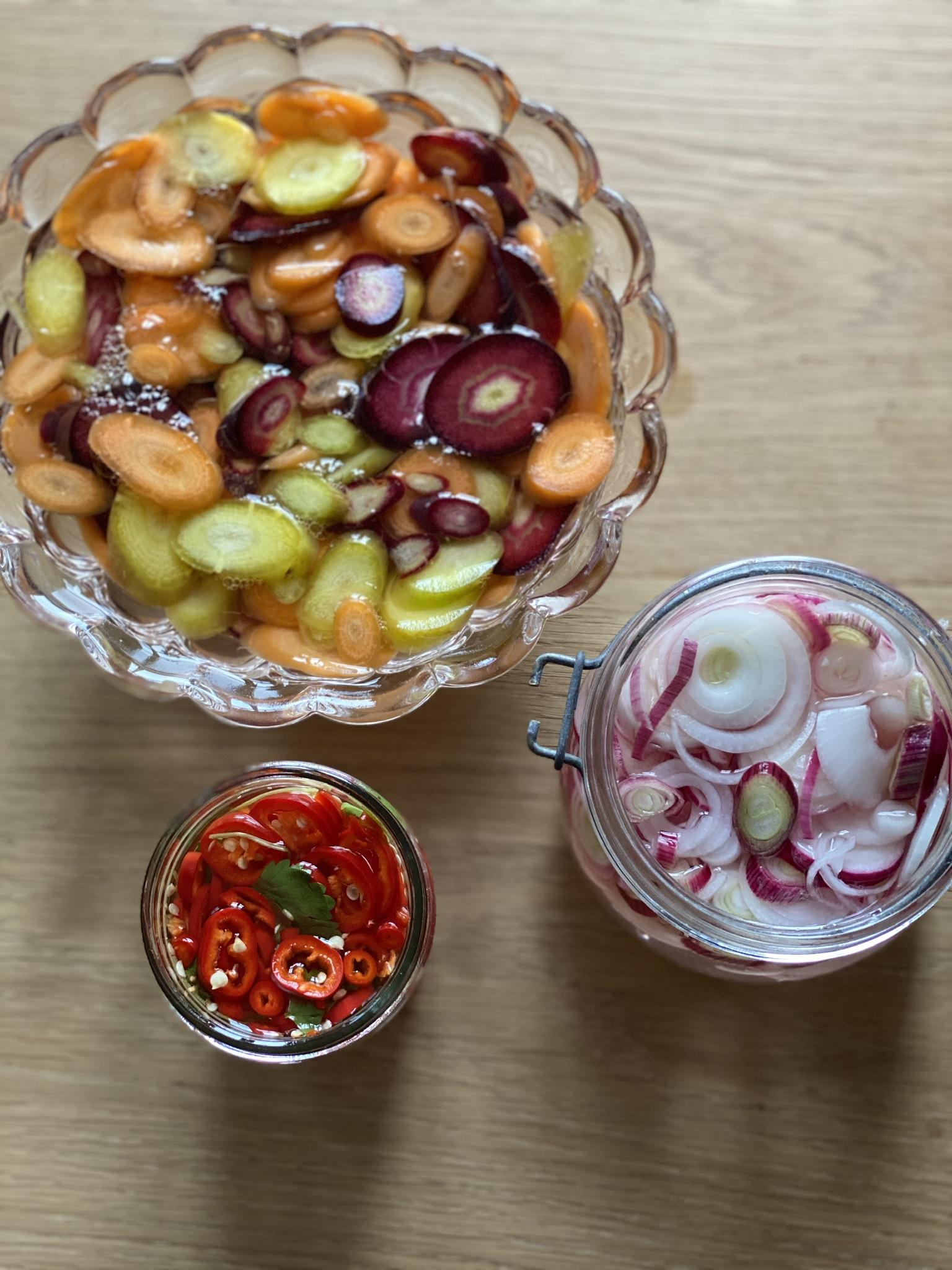 Picklad Chili